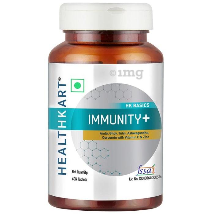 HealthKart HK Basics Immunity+ Tablet