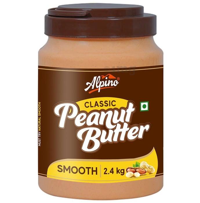 Alpino Classic Smooth Peanut Butter