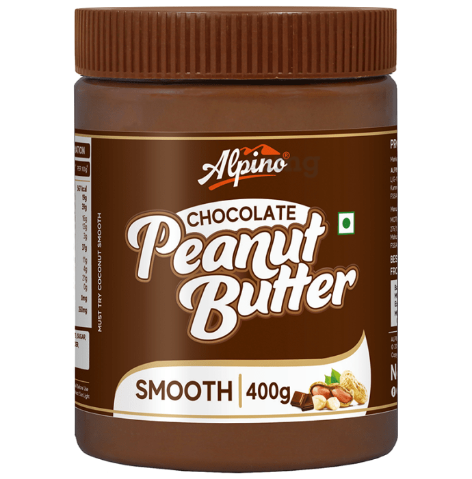 Alpino Chocolate Smooth Peanut Butter