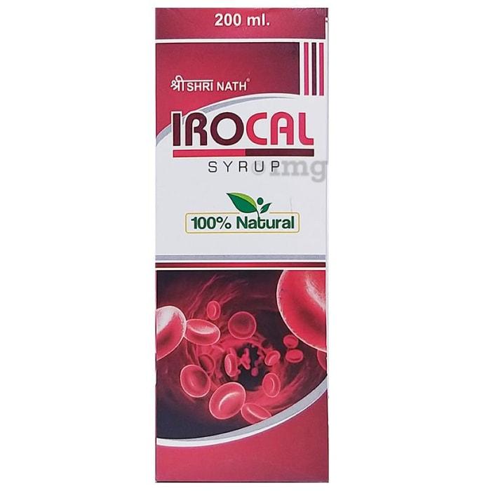 Shri Nath Irocal Syrup