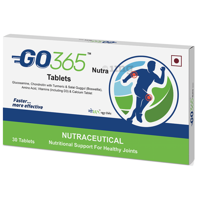 Go 365 Nutra Tablet (30 Each) Buy 2 Get 1 Free