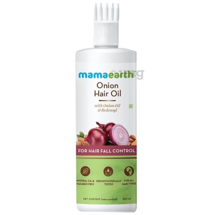 Mamaearth Hair Oil Onion