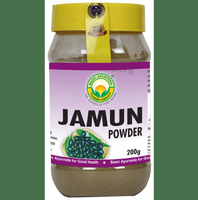 Basic Ayurveda Jamun Powder
