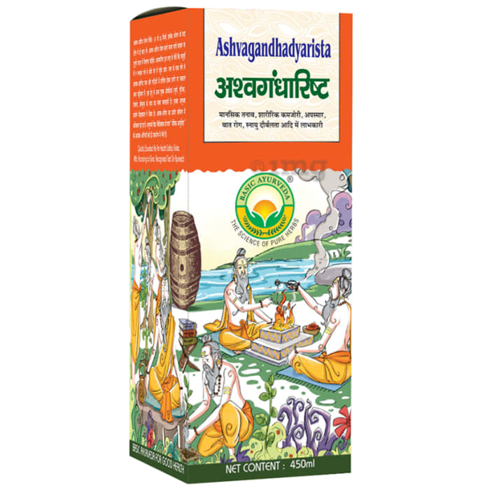 Basic Ayurveda Ashwagandhadaristha