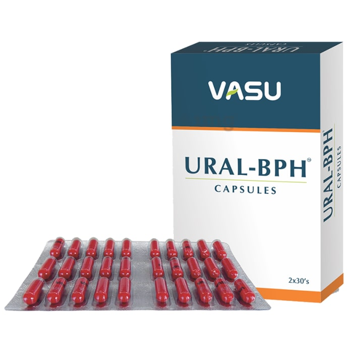 Vasu Ural-BPH Capsule