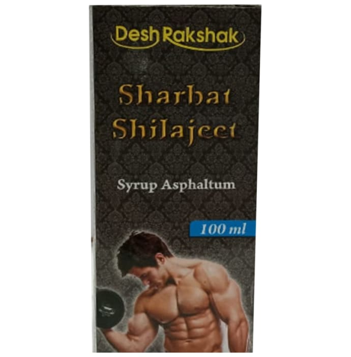 Desh Rakshak Sharbat Shilajeet Syrup