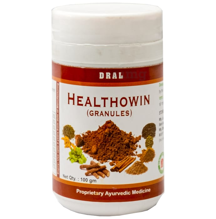DRAL Healthowin Granules