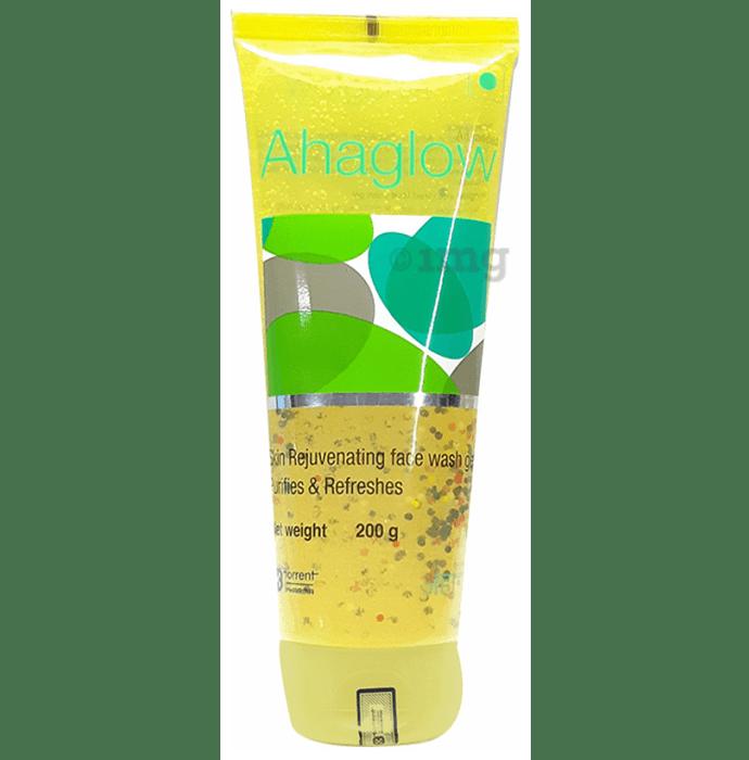 Ahaglow Advanced Skin Rejuvenating Face Wash