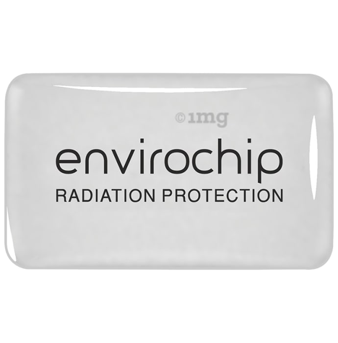 Envirochip White Clinically Tested Radiation Protection Chip for Mobile
