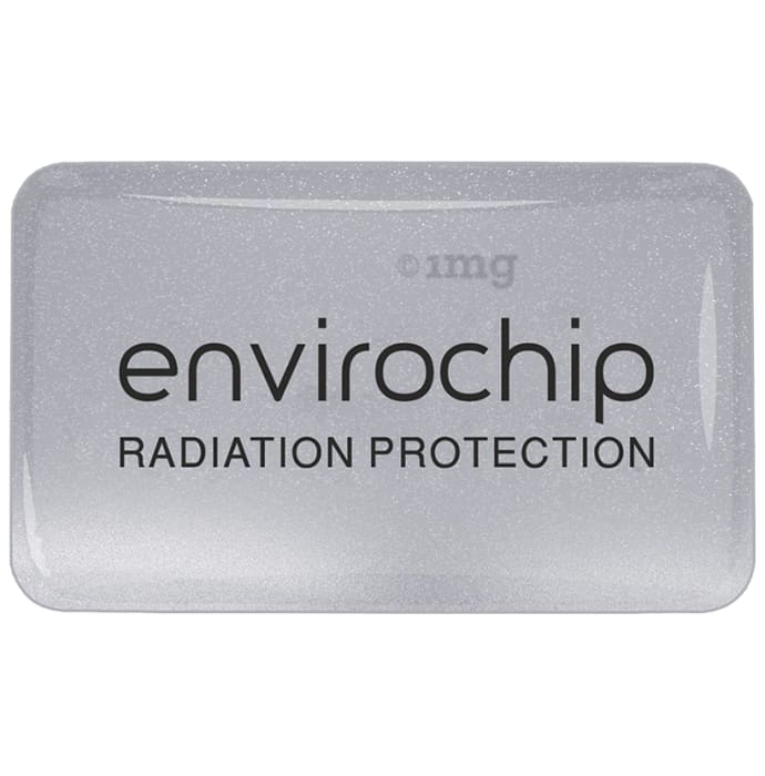 Envirochip Silver Clinically Tested Radiation Protection Chip for Mobile
