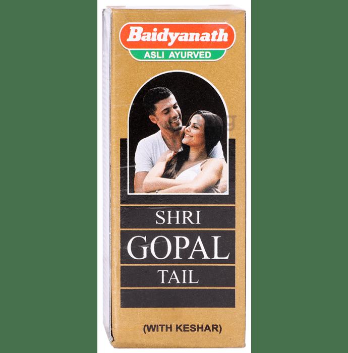 Baidyanath (Jhansi) Shri Gopal Tail (with Keshar)