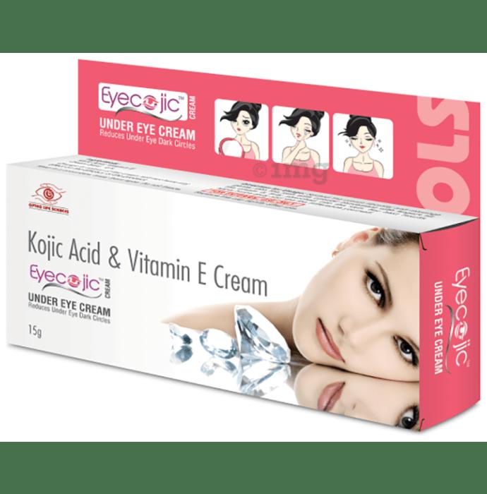 Eyecojic Under Eye Cream Buy Tube Of 15 Gm Eye Cream At Best Price In India 1mg
