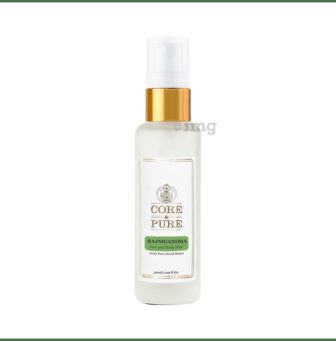 Core & Pure Rajnigandha Face & Body Mist