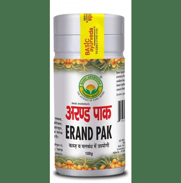 Basic Ayurveda Erand Pak