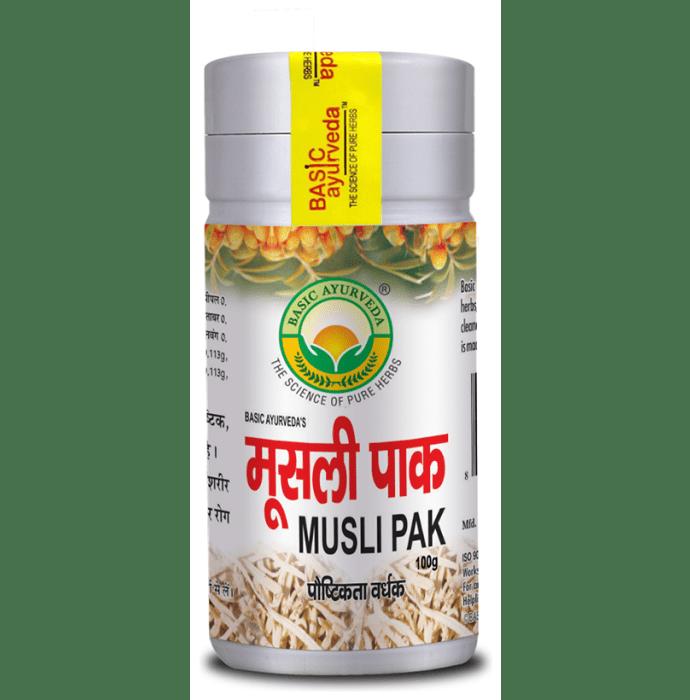 Basic Ayurveda Musli Pak