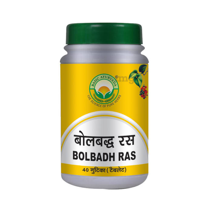 Basic Ayurveda Bol Bhadra Ras