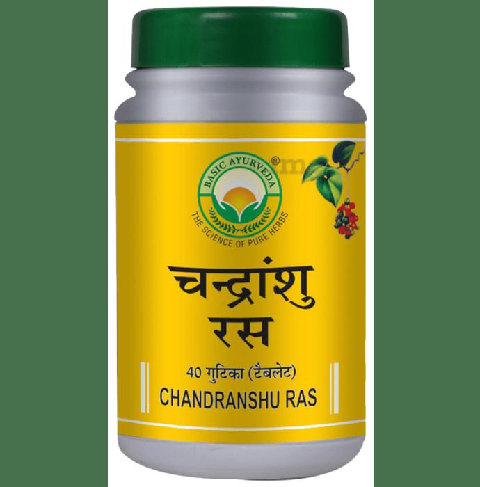 Basic Ayurveda Chandranshu Ras