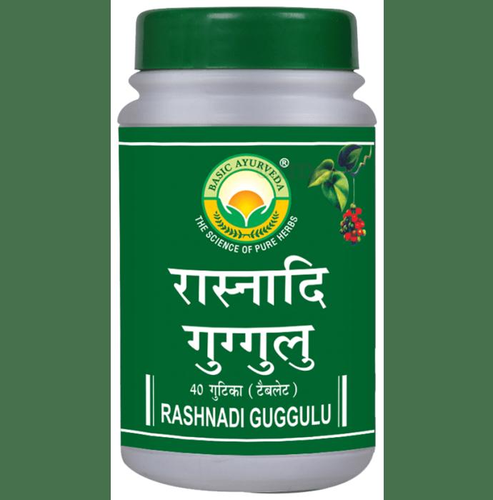 Basic Ayurveda Rashnadi Guggulu Tablet