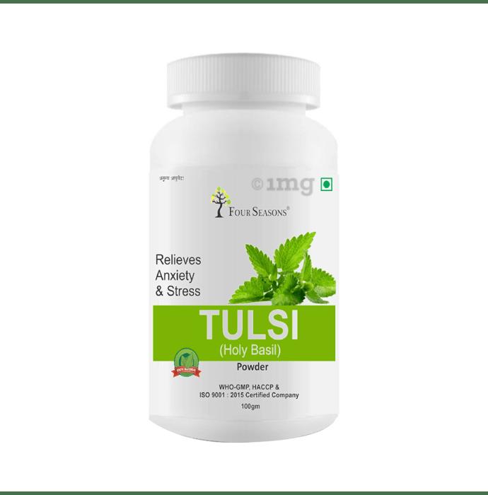 Four Seasons Tulsi (Holy Basil) Powder