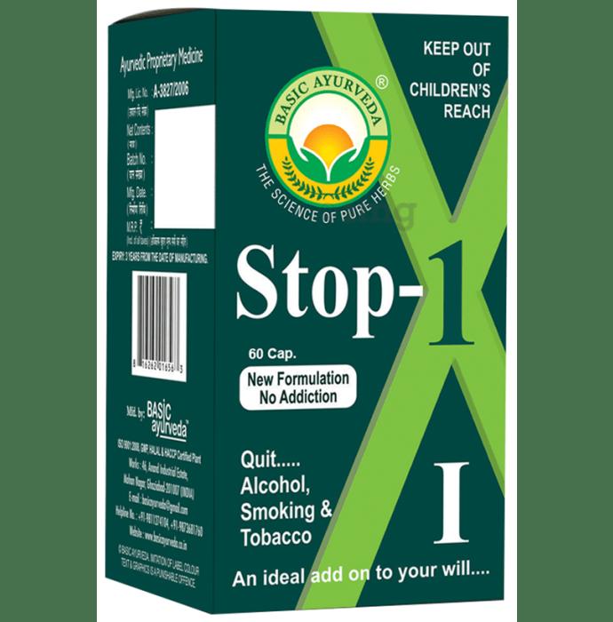 Basic Ayurveda Stop-1 Capsule