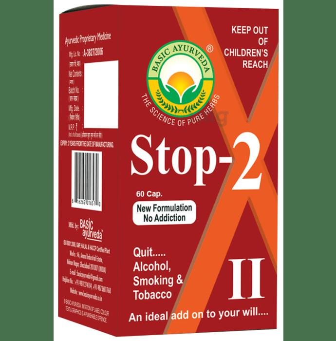 Basic Ayurveda Stop-2 Capsule