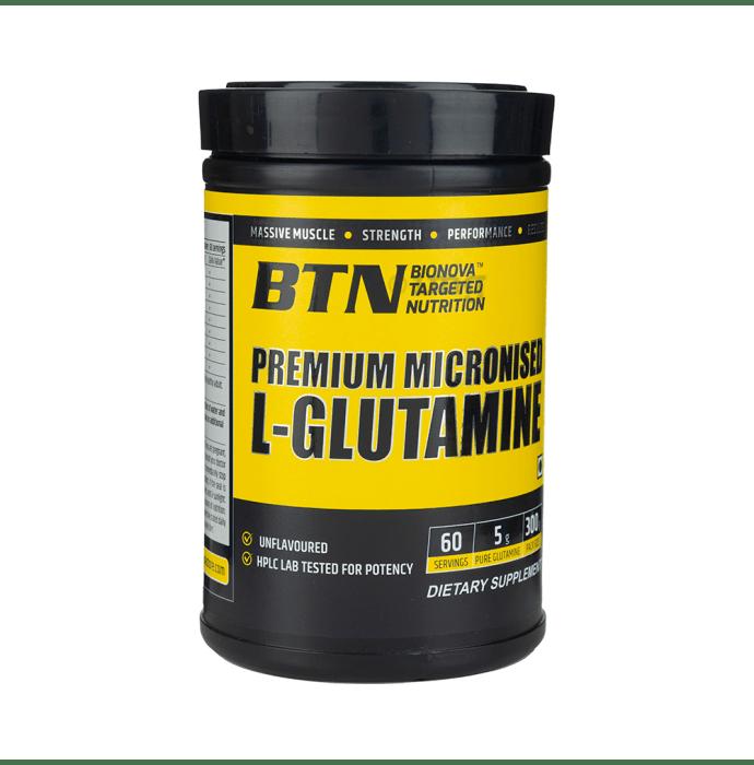 Bionova Targeted Nutrition Premium Micronised L-Glutamine