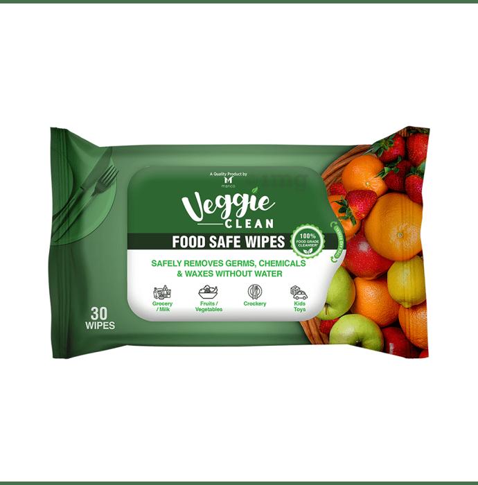 Marico Veggie Clean Food Safe Wipes