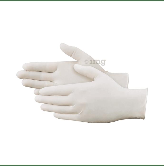 Nirjhar Large Latex Examination Glove