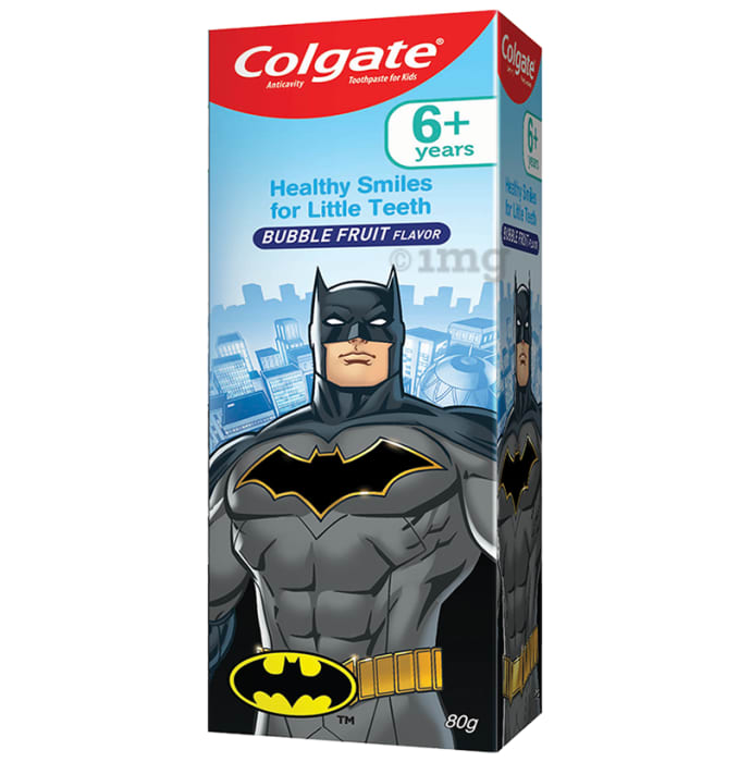 Colgate Anticavity for Kids Spiderman Toothpaste