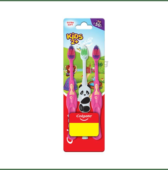 Colgate Kids (2 Plus Years) Gentle Soft Toothbrush