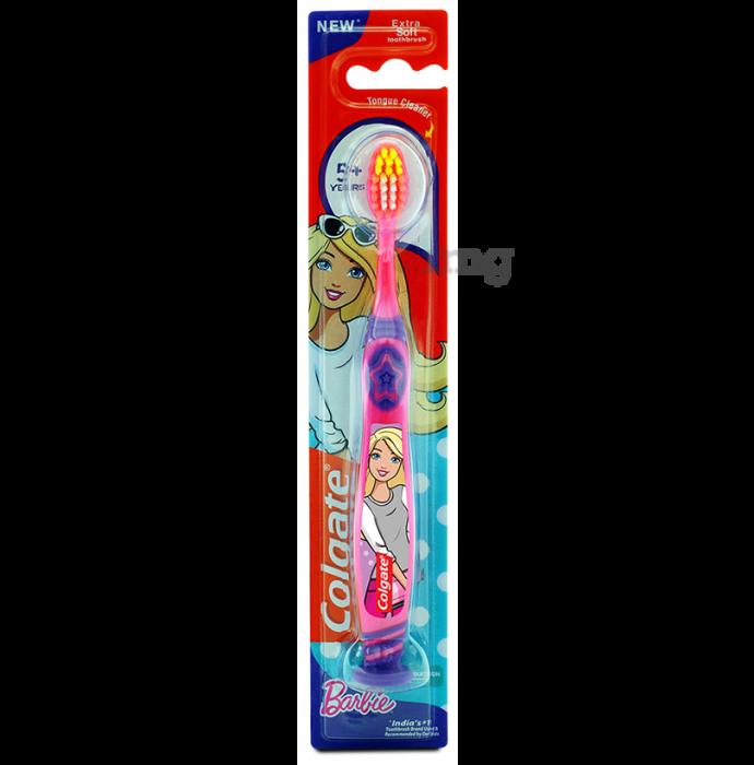 Colgate Kids Extra Soft Barbie Toothbrush