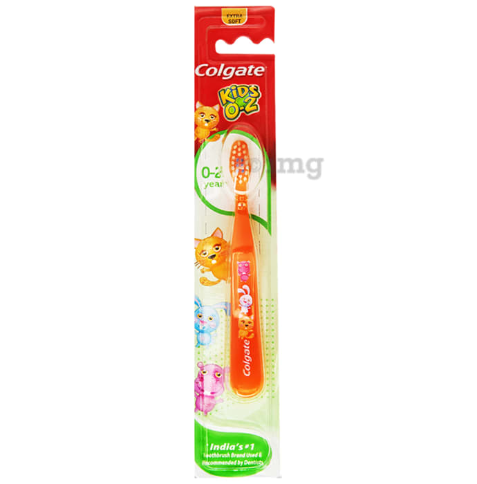 Colgate Kids Extra Soft for 0-2 Years Toothbrush