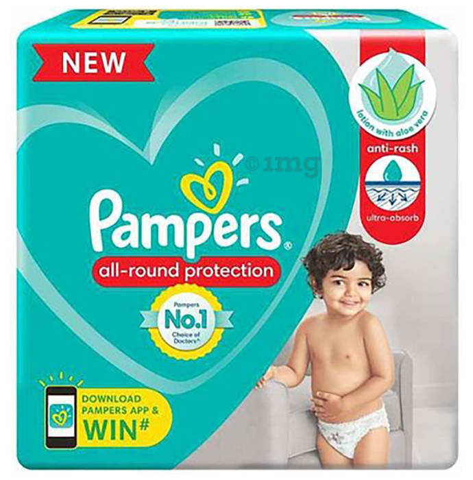 Pampers XL Baby-Dry Pants