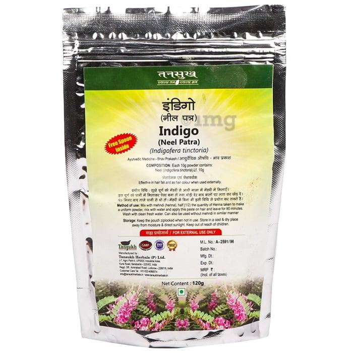 Tansukh Neel Patra (Indigo) Powder