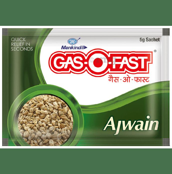 Gas-O-Fast Active Ajwain Sachet