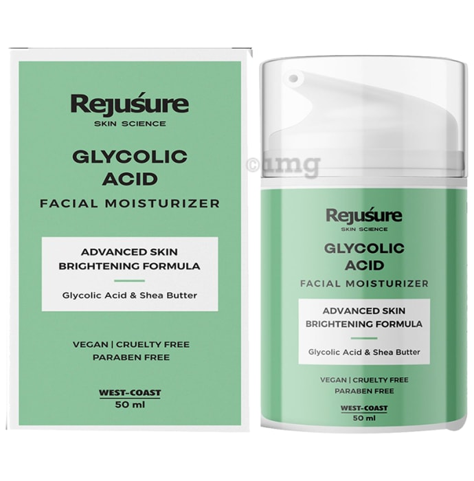 Rejusure Glycolic Acid Facial Moisturiser