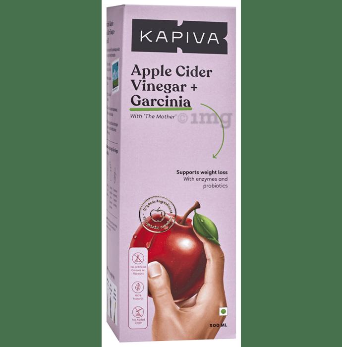 Kapiva Apple Cider Vinegar+Garcinia with The Mother