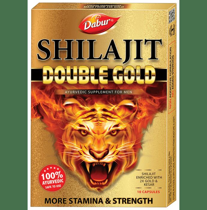 Dabur Shilajit Double Gold Capsule