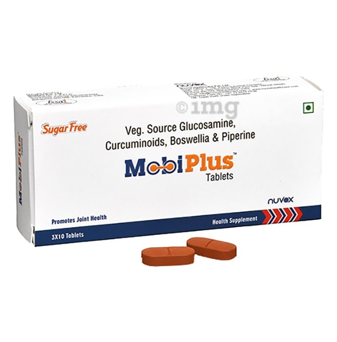 Nuvox Sugar Free Mobi Plus Tablet
