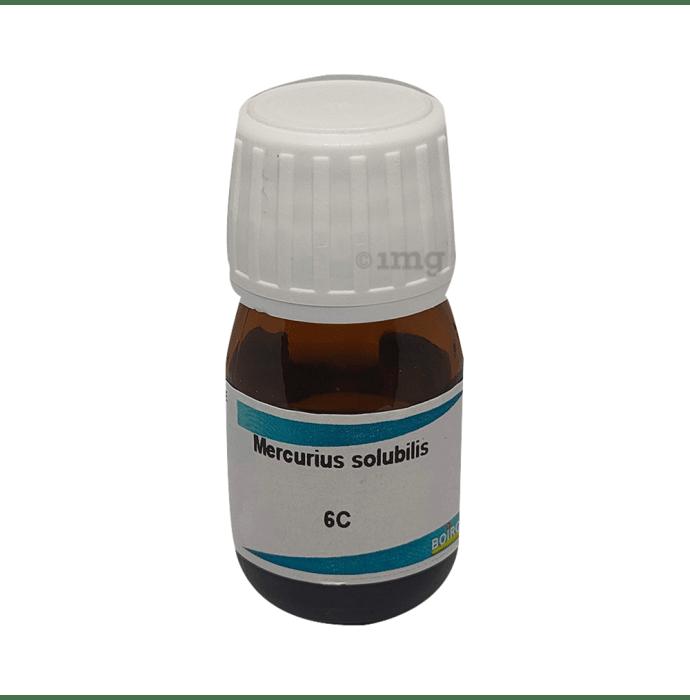 Boiron Mercurius Solubilis Dilution 6C