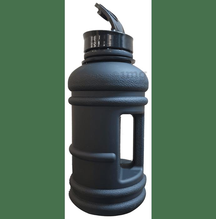 GHC Herbals Black Gallon Water Bottle