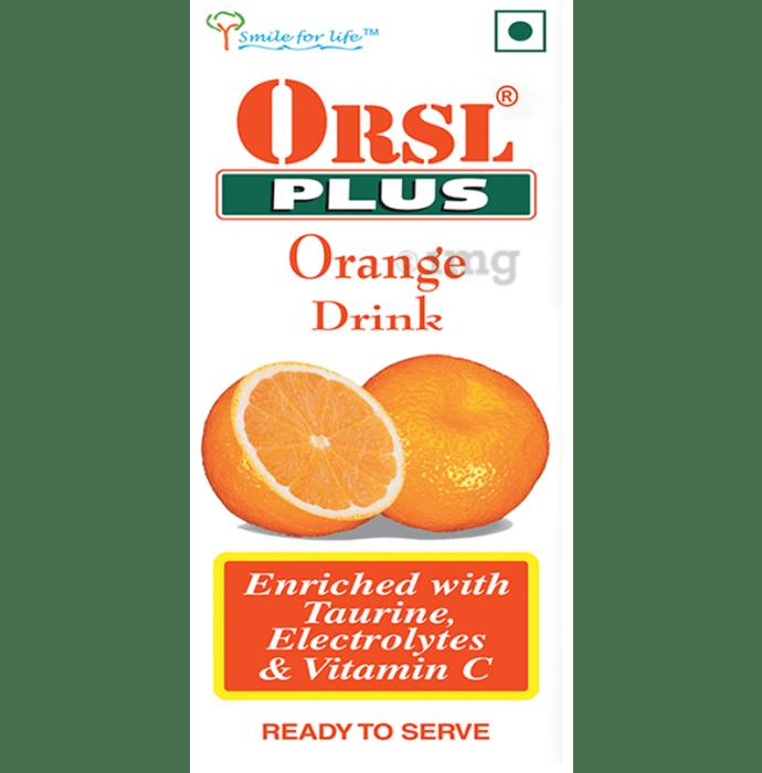 ORSL Plus Orange Drink