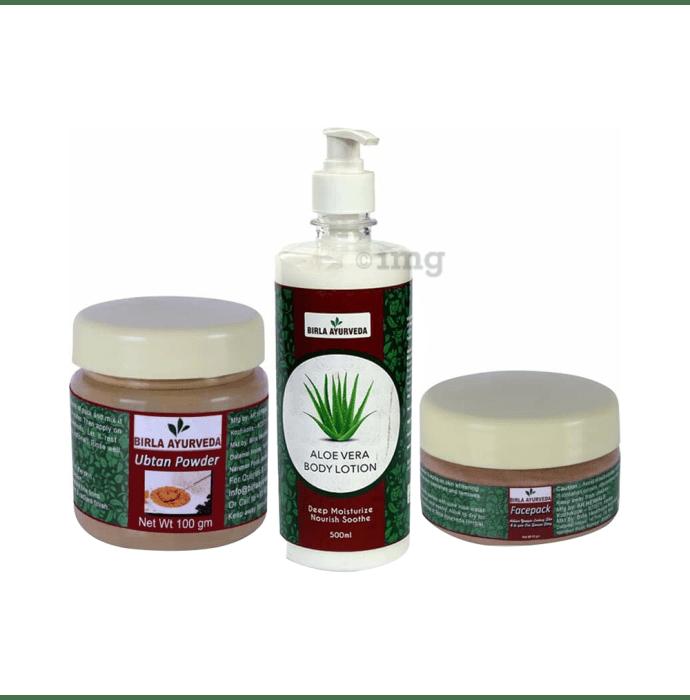 Birla Ayurveda Beauty Kit