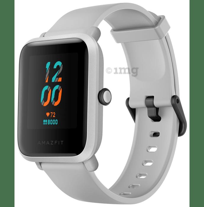 Amazfit Bip S Smart Watch White Rock