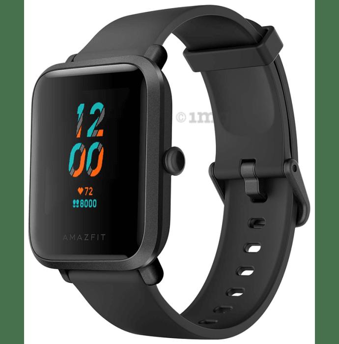 Amazfit Bip S Smart Watch Carbon Black