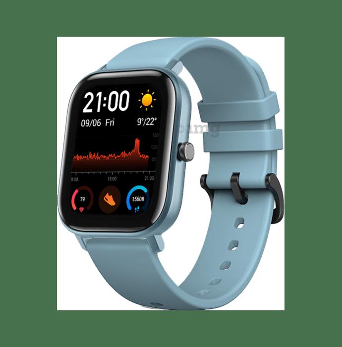 Amazfit Huami GTS Smart Watch Steel Blue