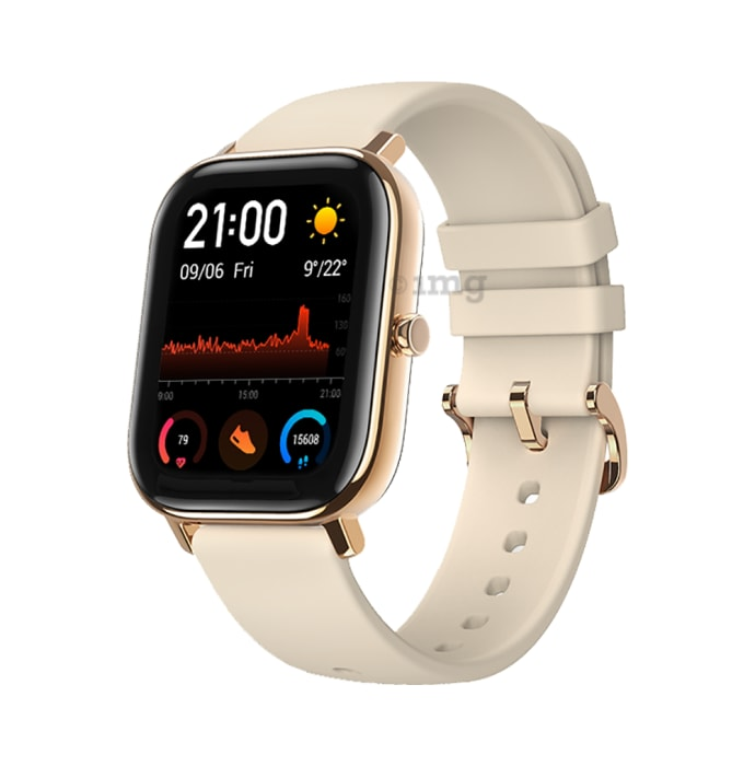 Amazfit Huami GTS Smart Watch Desert Gold
