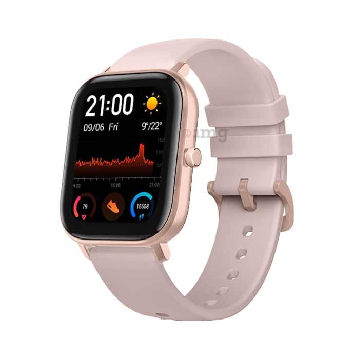 Amazfit Huami GTS Smart Watch Rose Pink
