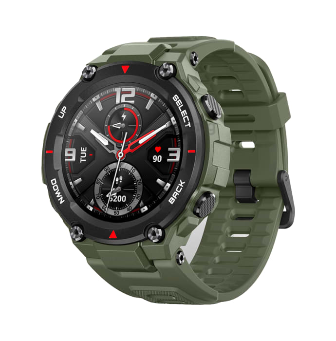 Amazfit T-Rex Smart Watch Army Green