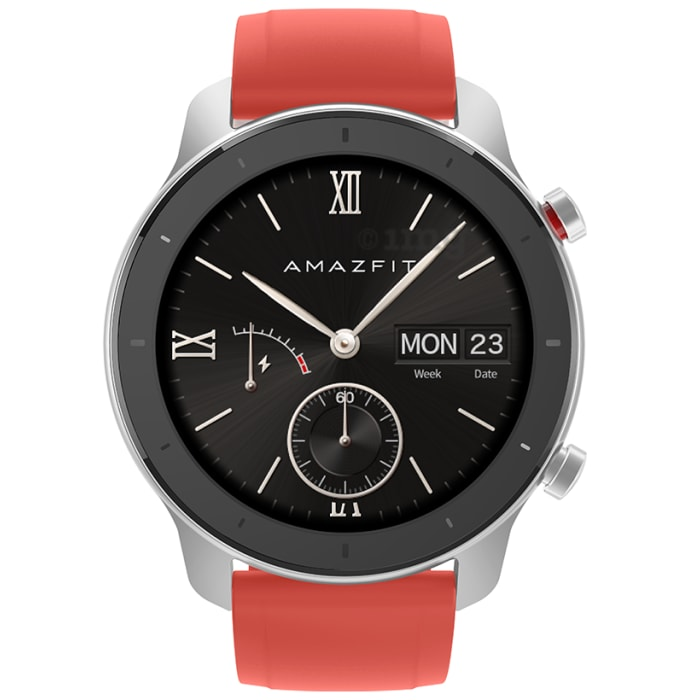Amazfit GTR 42mm Smart Watch Coral Red